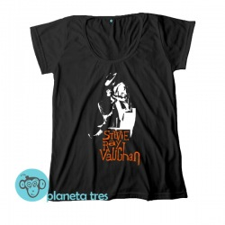 Remera Stevie Ray Vaughan - Remeras de blues
