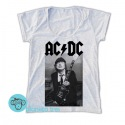 Remera AC/DC Angus Young