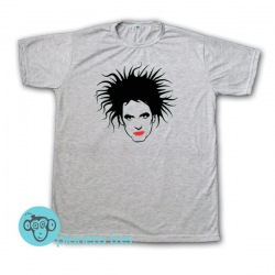 Remera Robert Smith