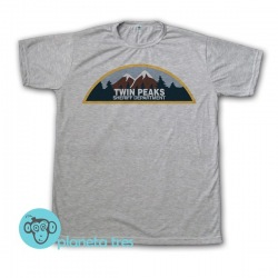 Remera Twin Peaks Sheriff Department