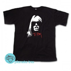 Remera Tom Petty Firma