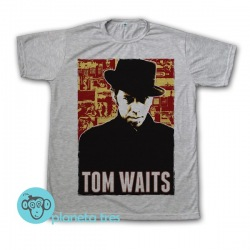 Remera Tom Waits