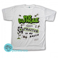 Remera Mr Bungle There´s A Tractor In My Balls
