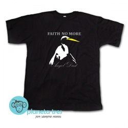 Remera de rock Faith No More Angel Dust