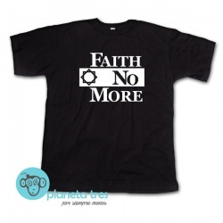 Remera de rock Faith No More We Care A Lot