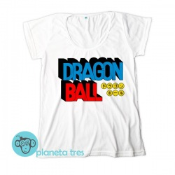 Remera Dragon Ball Logo