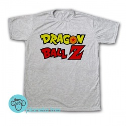 Remera Dragon Ball Z Logo