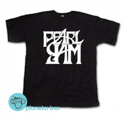 Remera Pearl Jam - Remeras de Rock