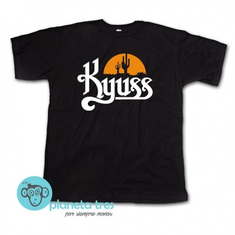 Remera Kyuss - Remeras Stoner Rock