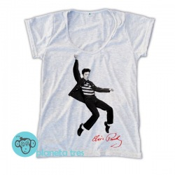 Remera Elvis Presley - Remeras Rock