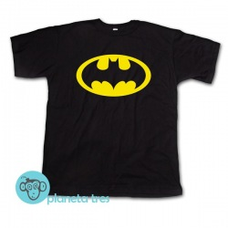 Remera Batman Logo - Remeras de Superhéroes