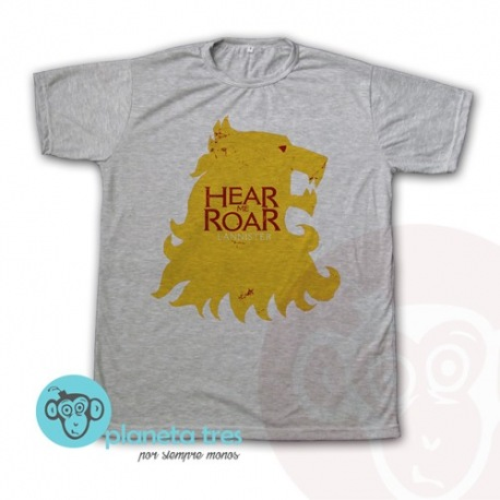 Remera Game Of Thrones House Lannister