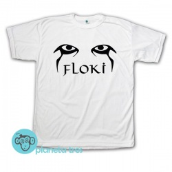 Remera Floki Ojos - Remeras de Series - Vikings
